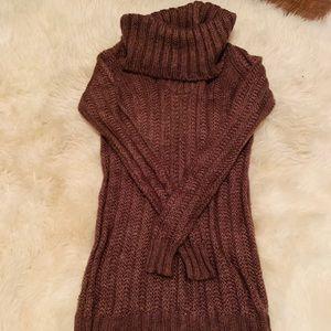 Ann Taylor tunic length sweater